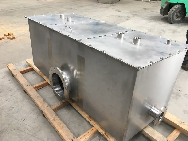 Waste Water - 3 pot chamber