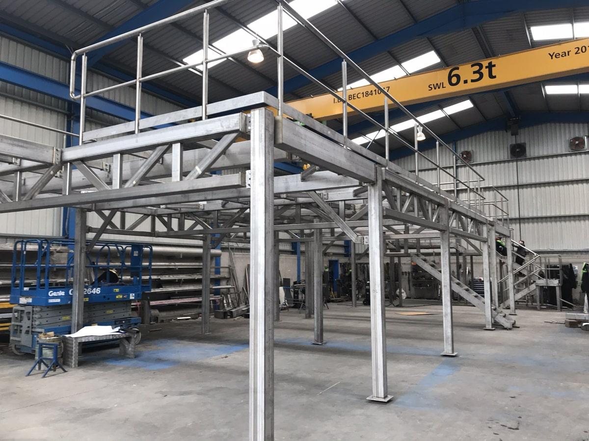 Access Platforms - SX Engineering - Ballina Beverage 3