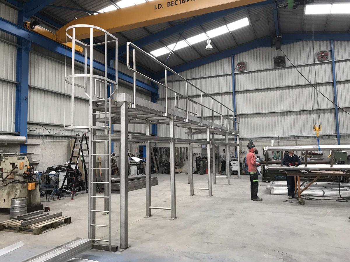 Access Platforms - SX Engineering - Ballina bev 1