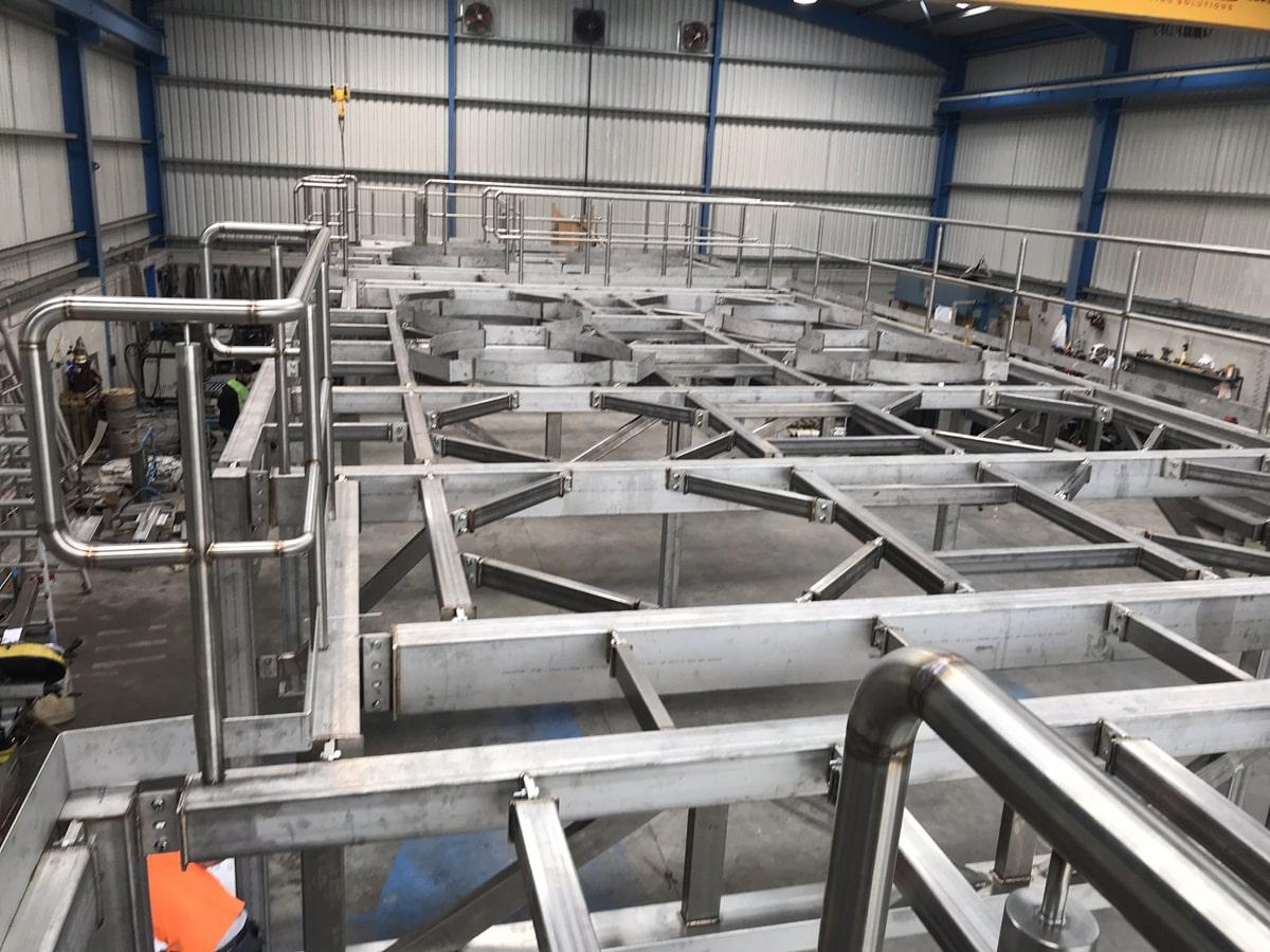 Access Platforms - SX Engineering - Ballina beverages 3