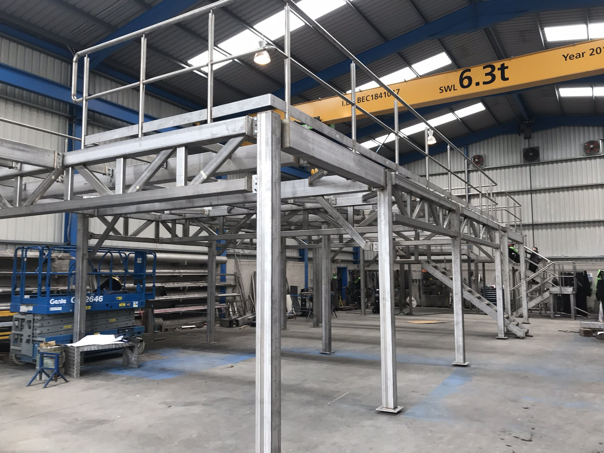 Stainless Steel Specialists - SX Engineering