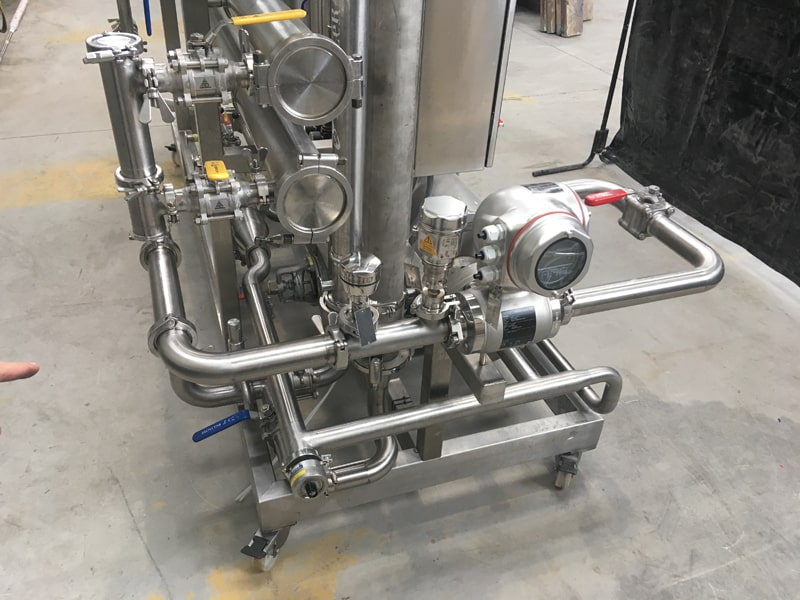 Valve Blocks - SX Engineering - Filtration skid modifications
