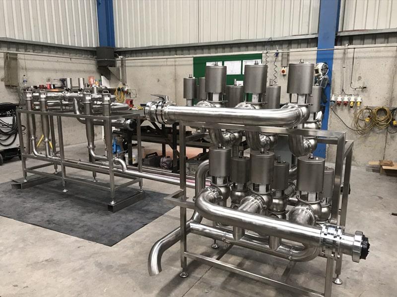 Stainless Steel Specialists - SX Engineering - Valve Blocks