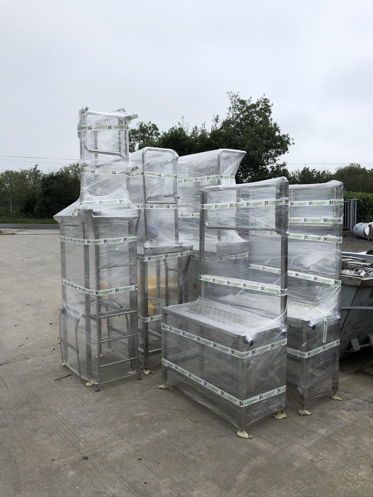 Access Platforms - SX Engineering - MSD Brinny 5 x hop ups