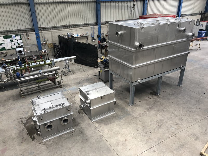 Stainless Steel Specialists - SX Engineering - Wuxi wwwt tanks