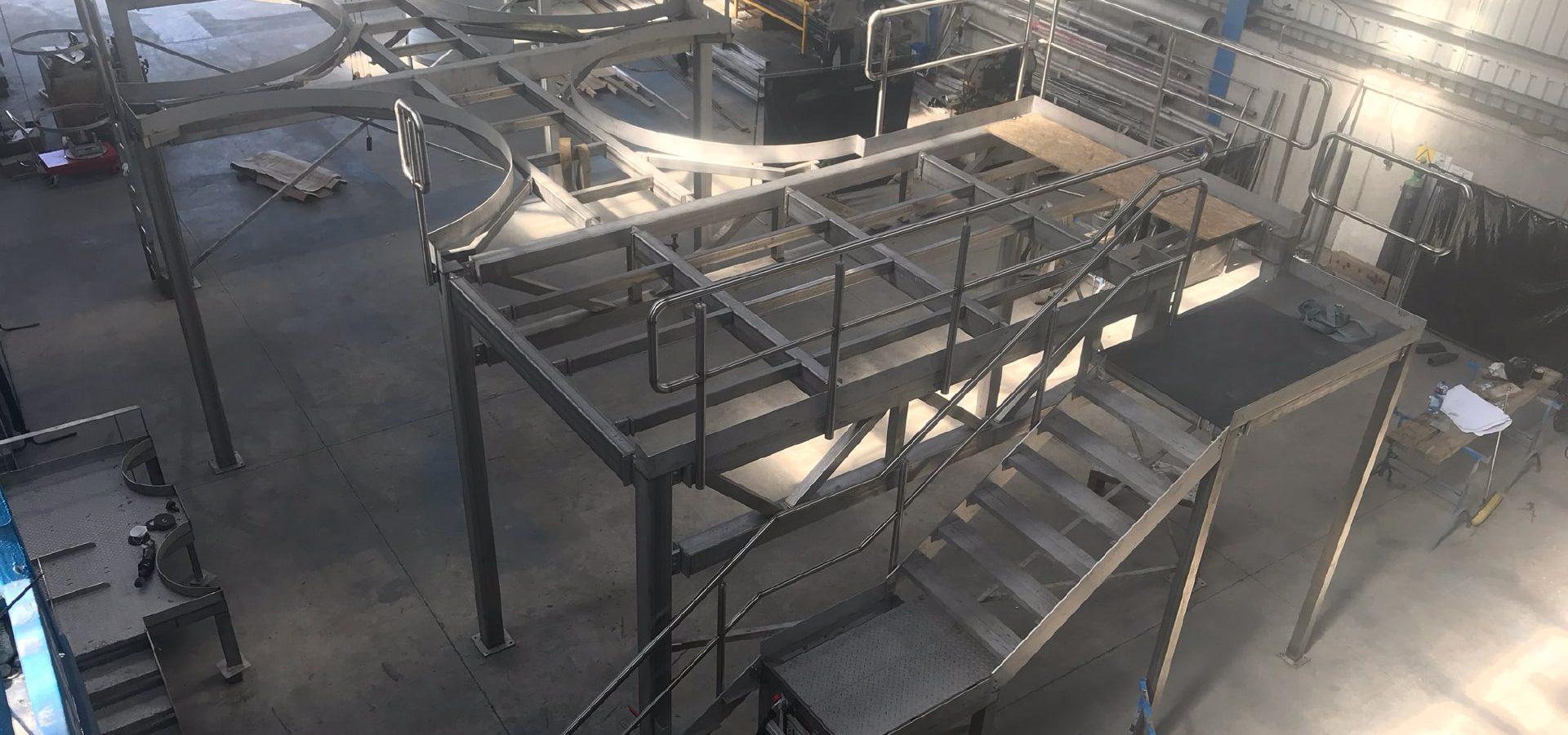 Access Platforms - SX Engineering - Ballina bev 2