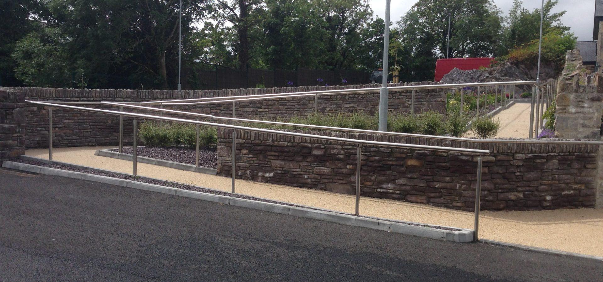 Architectural - SX Engineering - Sneem church rails 2